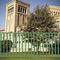 recinzione da giardino / per spazio pubblico / a sbarre / in acciaio galvanizzato