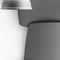 radiatore ad acqua calda / in acciaio / design originale / curvo