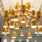 lampadario moderno / in rame / a incandescenza / di Jaime Hayon