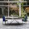 tavolo da pranzo moderno / in vetro / in acciaio / in ceramica