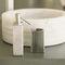 distributore di sapone da parete / in plastica / in acciaio / manuale