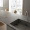 piano di lavoro in gres porcellanato / da cucina / da bagno / da esterno