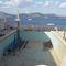 piscina interrata / in calcestruzzo / a straripamento / su misura