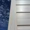 rivestimento di facciata a doghe / in WPC / opaco / aspetto legno
