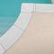 pavimento in resina / in poliuretano / per il settore terziario / aspetto cemento