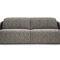 divano moderno / in tessuto / in pelle / per hotel