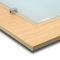 pannello decorativo in legno / melaminico / per controsoffitto / antifiamma