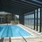 veranda in alluminio / per piscina