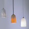 lampada a sospensione / moderna / in marmo / in resina