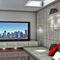 pannello di rivestimento / in calcestruzzo / per mobile / per muro
