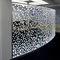pannello decorativo acrilico / per parete / retroilluminato / contract