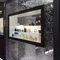 pannello decorativo acrilico / da parete / retroilluminato / contract
