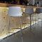 pannello decorativo acrilico / per interni / retroilluminato / contract