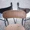 sedia moderna / in acciaio / in alluminio / da esterno