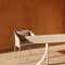 tavolo da pranzo moderno / in alluminio / in HPL / in porcellana