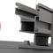 profilo in acciaio inoxSPLICE FOOT X & XLK2 Systems GmbH