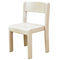 sedia moderna / impilabile / per bambini / in legno