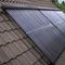 collettore solare termico a tubi sottovuoto / per riscaldamento / in vetro antiriflesso / per tetto