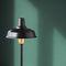 lampada da tavolo / design industriale / in alluminio / fatta a mano