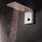 soffione doccia da parete