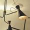 lampadario moderno / in ottone / in alluminio / fatto a mano