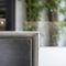 cucina moderna / in legno / in pietra naturale / in acciaio