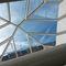copertura vetrata piramidale
