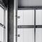 sistema di facciata in alluminio