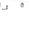 lampione urbano / moderno / in alluminio / in PMMA
