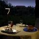 lampada da tavolo / moderna / in acciaio / in acciaio inossidabile