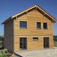 casa ecologica / a risparmio energetico / modulare / moderna