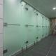 box doccia per bagno pubblico / in vetro