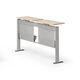 tavolo per corsi di formazione moderno / in metallo / in MDF / in faggio
