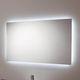 specchio da bagno a muro / moderno / rettangolare / quadrato