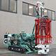 perforatrice con motore diesel / rotativa / per cantiere di costruzione / cingolata