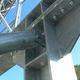 carpenteria metallica per applicazioni industriali / per edifici / per stadio / in acciaio galvanizzato