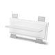 luce da incasso a muro / LED / lineare / IP20