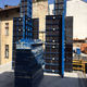 cassaforma modulare / a telaio / leggera / in acciaio galvanizzato