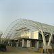 carpenteria metallica per struttura tesa ad arcate / per aeroporto / spaziale / in acciaio galvanizzato