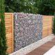 maglia metallica per recinzione / per gabbione / in acciaio galvanizzato / a maglia lunga
