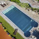 piscina sistema completo / da incasso / in acciaio inox / per hotel