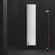 radiatore ad acqua calda / in alluminio / moderno / verticale