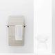 radiatore ad acqua calda / in alluminio / in ghisa / moderno