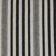 tessuto da tappezzeria / a righe / in lino / lavabile
