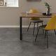 pavimento in vinile / per interni / ad alta resistenza / residenziale