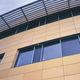 rivestimento di facciata per facciata ventilata / in terracotta / con scanalature / liscio
