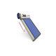 pannello solare termico piano / per scaldare l'acqua / con telaio in alluminio