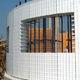 muro in calcestruzzo / in acciaio galvanizzato / prefabbricato / con isolamento integrato