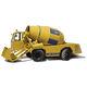 autobetoniera diesel / elettrica / per cantiere / di carico