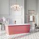 vasca da bagno da appoggio / in pietra